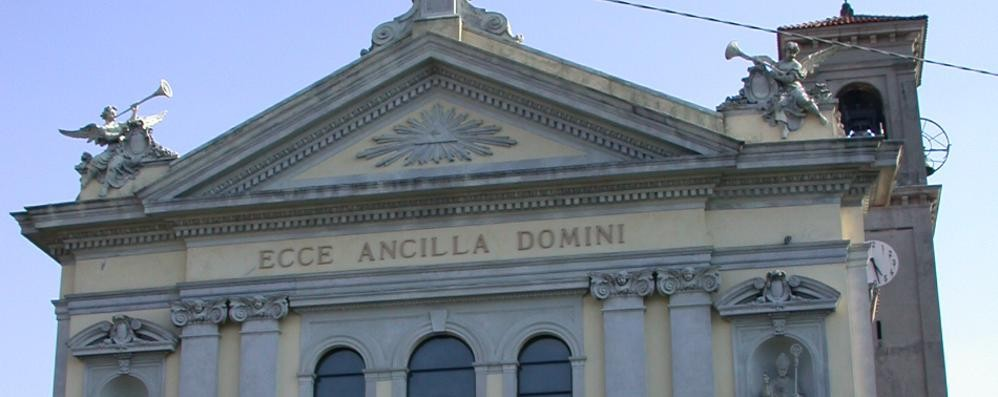 Caccivio, furto in parrocchia  Smurata la cassaforte