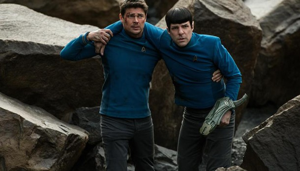 Star Trek Beyond re del box office