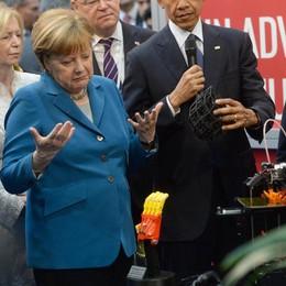 Obama-Merkel,lotta comune al terrorismo
