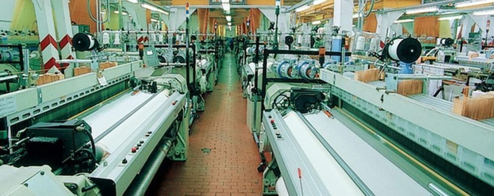 Tessile, cassa integrazione Calano le ore dell'ordinaria