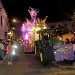 A Cantù promosso  il Carnevale di luglio