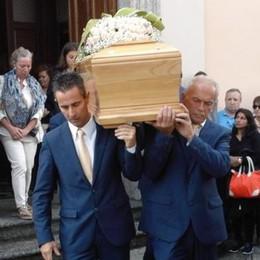 Faggeto, una folla   per l'addio a mamma Stefania