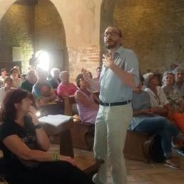 «Galliano, meraviglioso spot  per fare eleggere Ariberto»