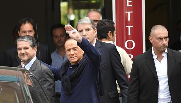 Milan: Berlusconi, percorso verso cinesi