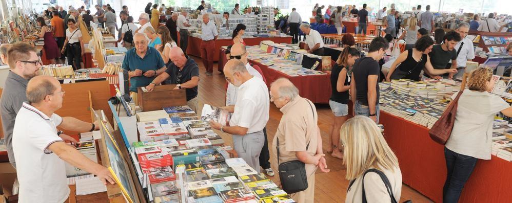 """Piazza """"scontata"""" a 3mila euro Via libera per la Fiera del libro"""