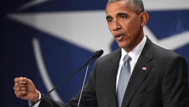 Obama, Usa difenderà sempre Europa