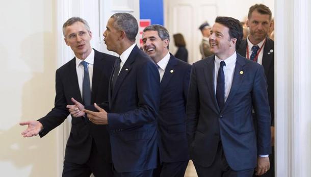 Renzi, 150 nostri militari su fronte Est