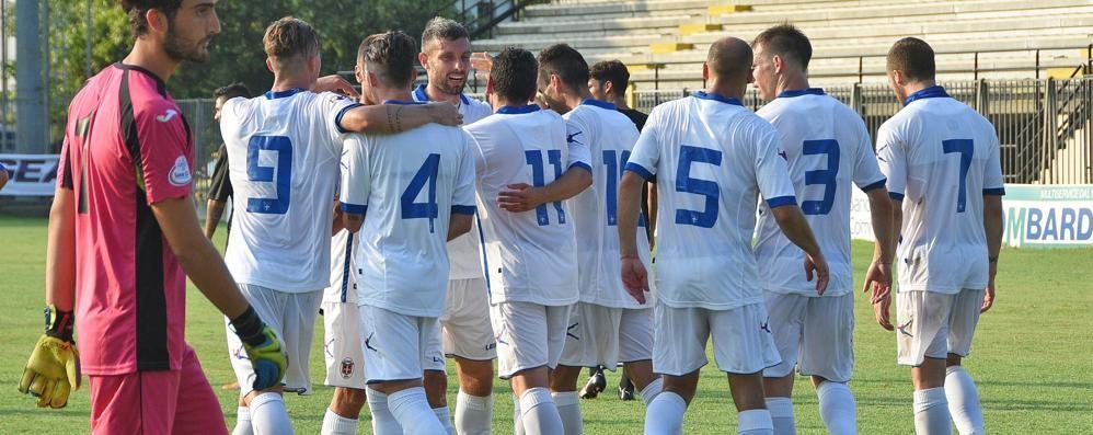 Di Quinzio e Le Noci assist ai tifosi  «Il primo gol azzurro è stato loro»