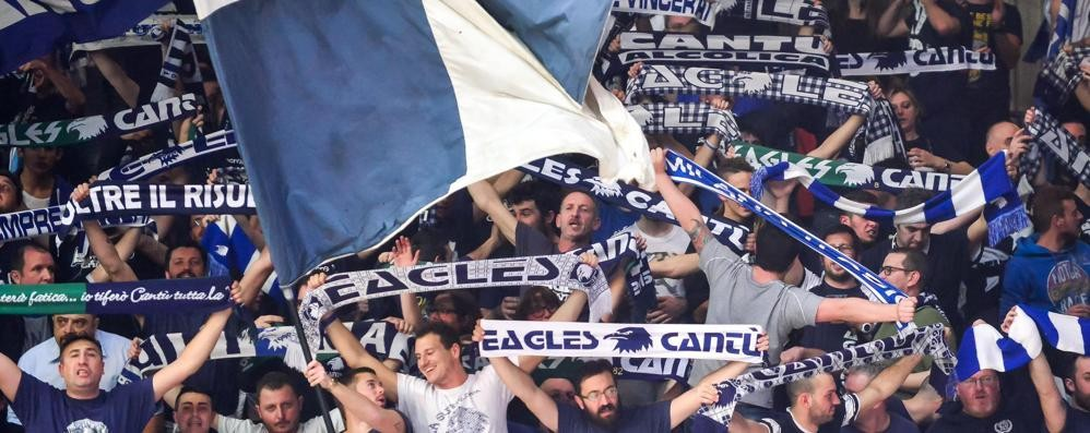 La squadra non c'è ancora  Ma a Cantù si abbonano in 700