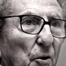 L'addio al maestro Sabattini  Pioniere del design artistico