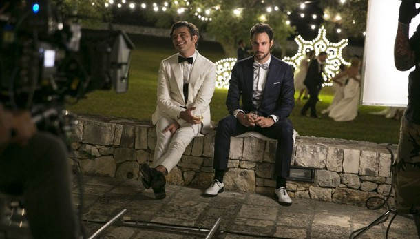 Primo film su nozze gay in Italia