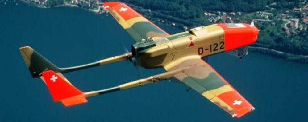 Confine svizzero blindato C'è il drone anti migranti