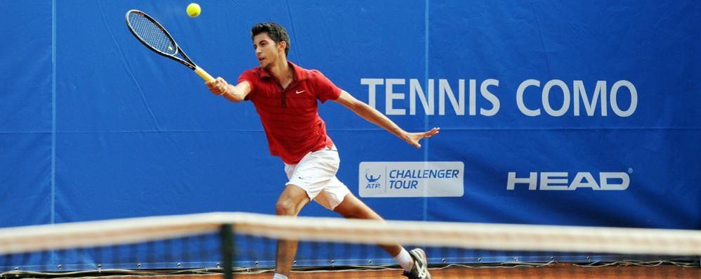 Tennis, Melzer e Baena grandi firme al Città di Como