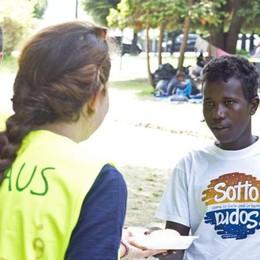 Hafthor, 16 anni, eritreo  Con un sogno: «Studiare»