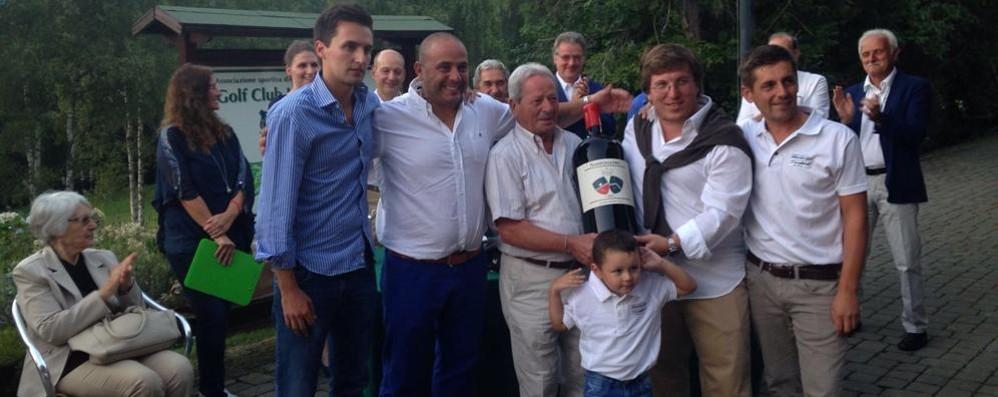 Golf, il Memorial Soldati È un grande successo