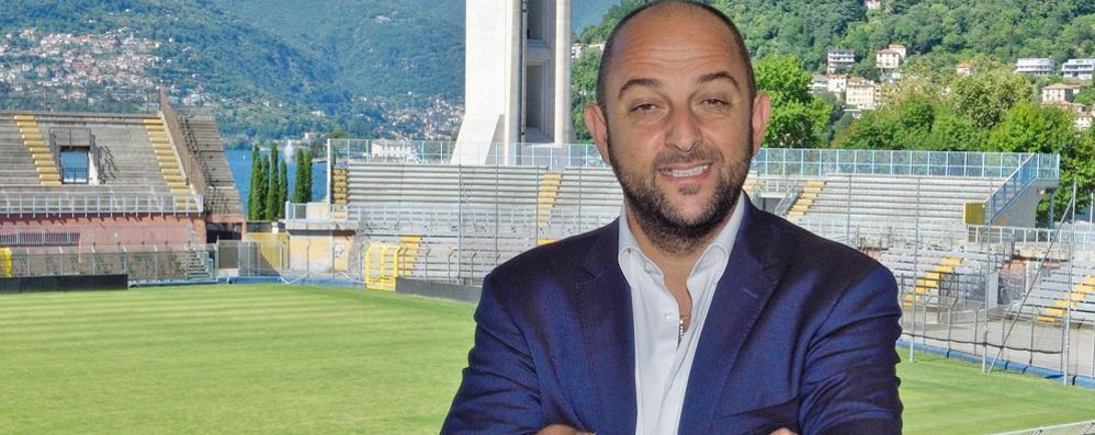 «Lo stadio per Como-Livorno Lo dobbiamo ai nostri tifosi»
