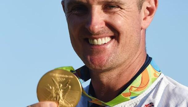 Rio: golf, oro al britannico Rose