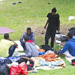 Profughi, arriva la Regione «Faremo un presidio sanitario»