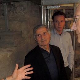 """Erba, Il """"maestro"""" dei Papi  Visita in Sant'Eufemia"""