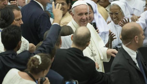 Papa: vescovo Usa a Laici-Famiglia-Vita