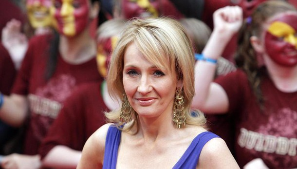 Rowling, 3 libri su mondo Harry Potter