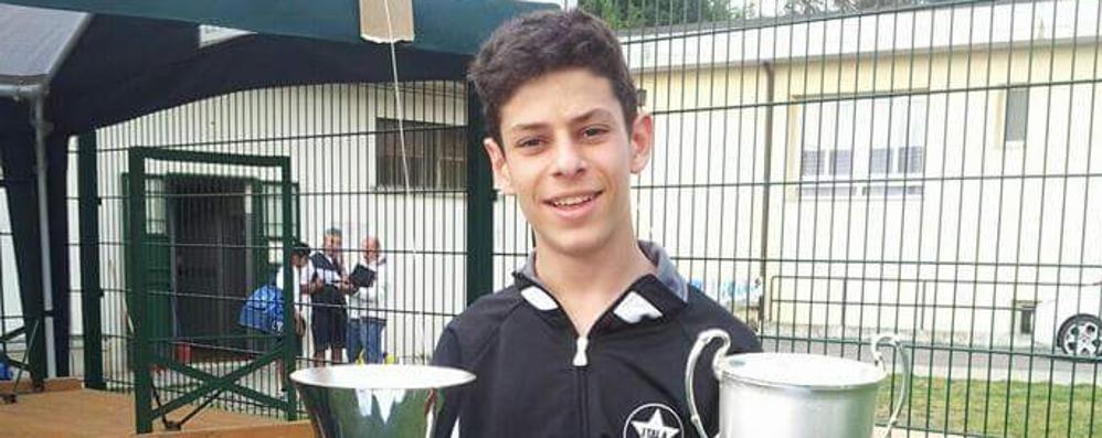 Mirko è stato trovato   Era a Caserta: sta bene