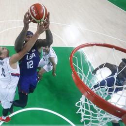 96-66 a Serbia, a Dream team ultimo oro