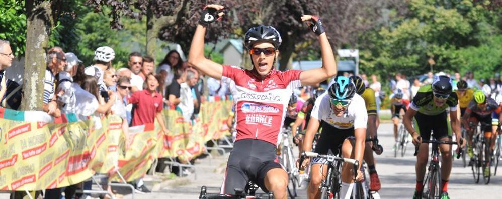 Giro della Provincia allievi  Rubino centra il tredici