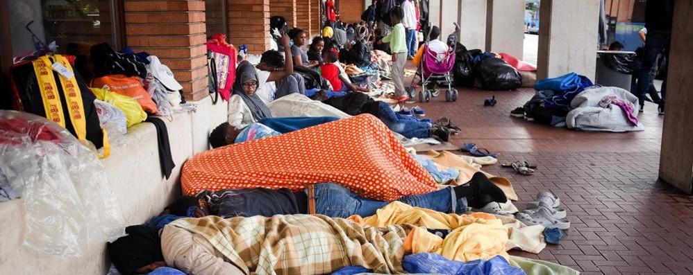Como,  prefabbricati per i migranti  Si attende la scelta dell'area