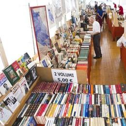 I lettori alla fiera del libro «Quanti tesori tra gli stand»