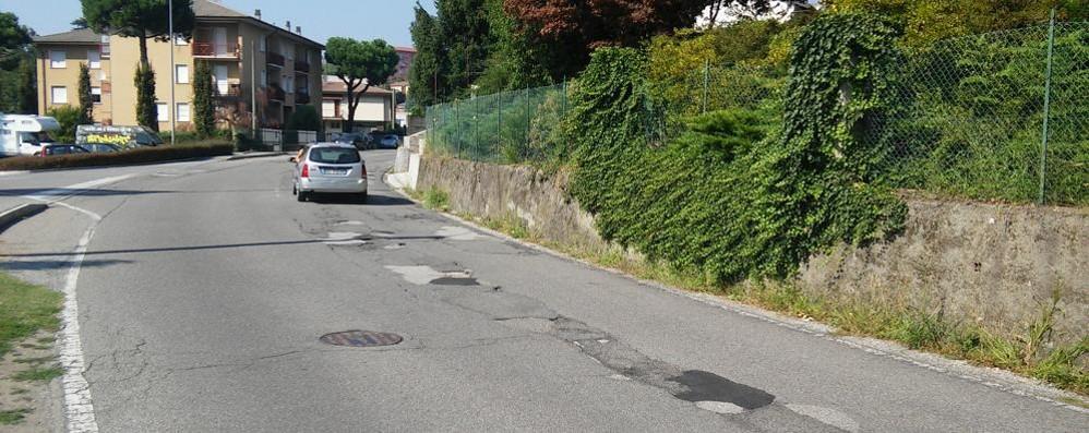 """Duecentomila euro dalla Sicilia  """"Tesoretto"""" per le strade di Cantù"""
