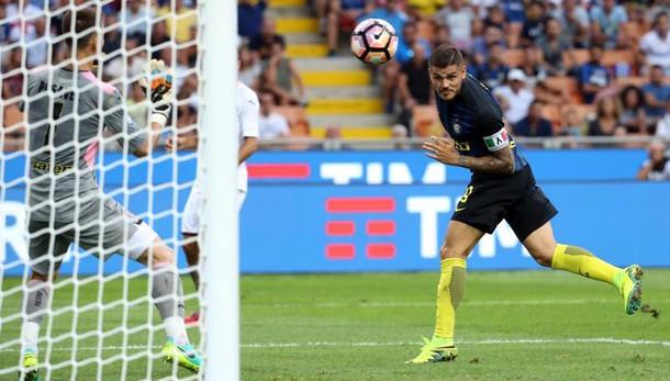 Serie A: Inter-Palermo 1-1