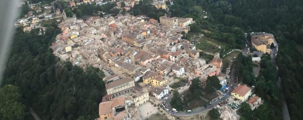 Terremoto, domani a Rieti l'addio  alle vittime di Amatrice