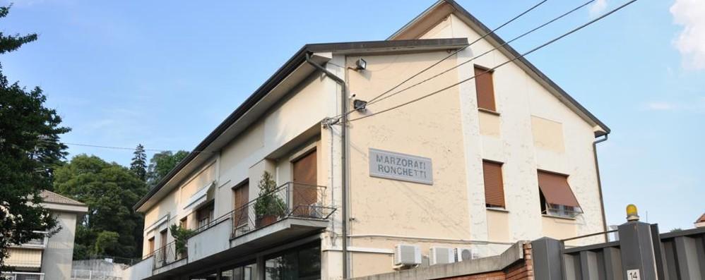 La Marzorati Ronchetti  presenta l'istanza di fallimento