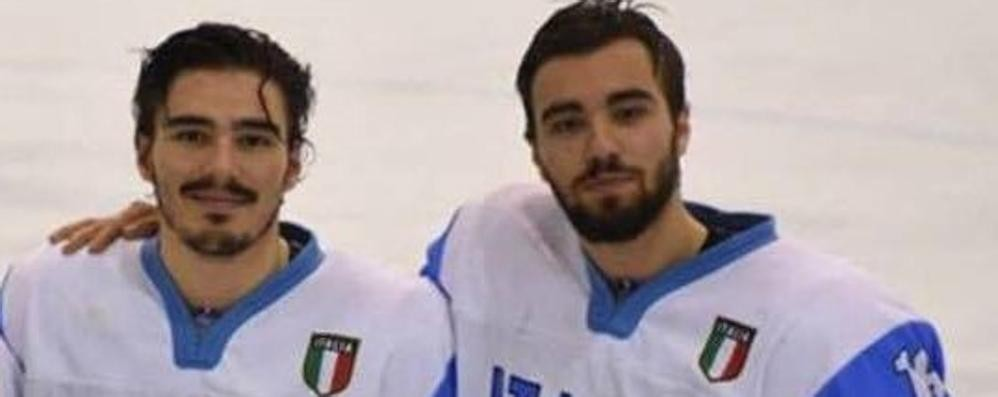 L'Italhockey sogna le Olimpiadi  con il comasco Morini