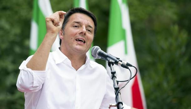 Renzi, Ires e Iri al 24 per cento