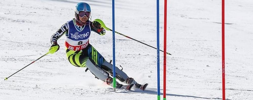 Lorini, allenamento sulla neve In Lituania e al coperto