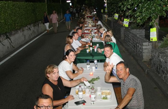 Menaggio cena solidarieta
