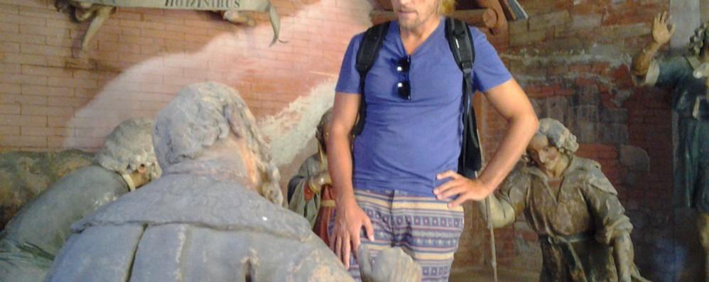 Apertura speciale del Sacro Monte  Ossuccio, migliaia di visitatori