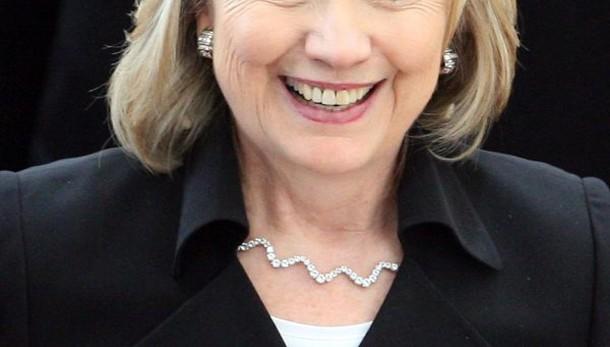Hillary dopo malore,mi sento alla grande