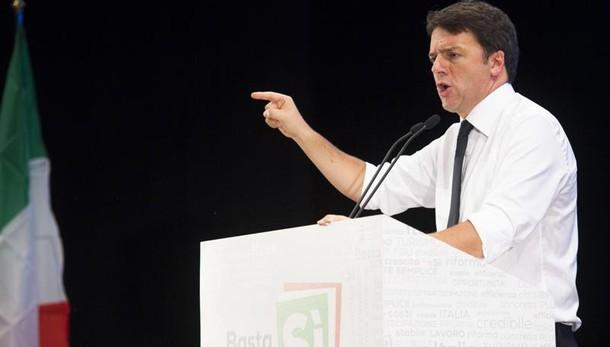 Renzi, non attacchiamo Virginia Raggi