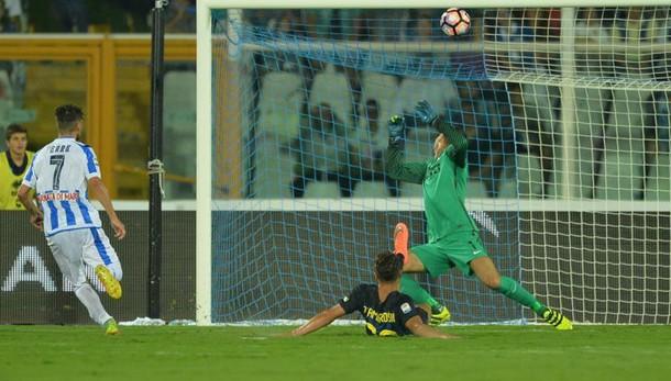 Serie A: Pescara-Inter 1-2