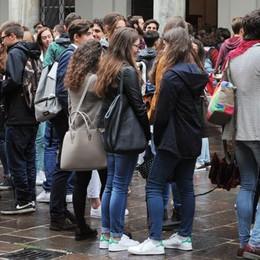 Suona la campanella della #buonascuola Dagli asili alle superiori, 67mila studenti