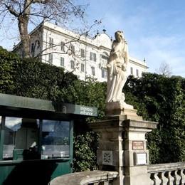 Oltre 170mila ingressi  Più turisti a Villa Carlotta