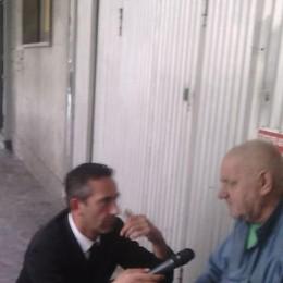 Servizio delle Iene Interviste ai clochard