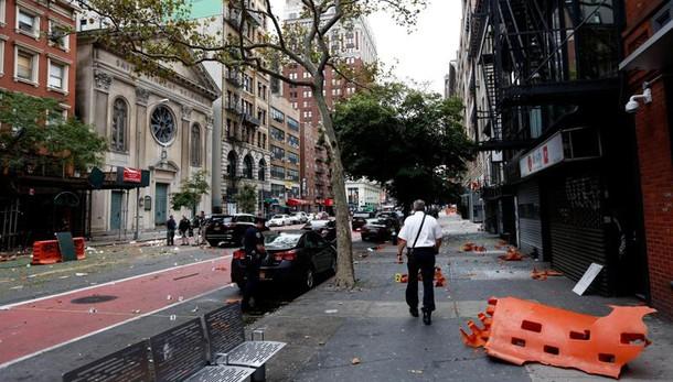 Allarme in New Jersey, forse altra bomba
