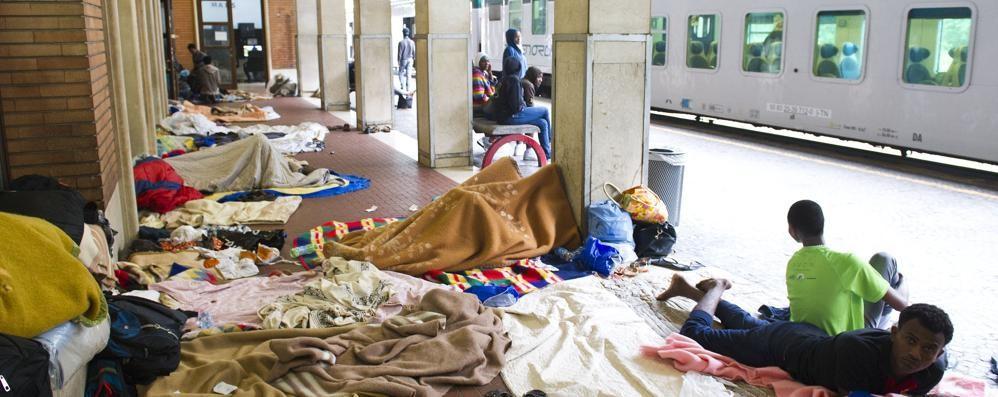 L'allarme di Ventimiglia «Con i container più migranti»