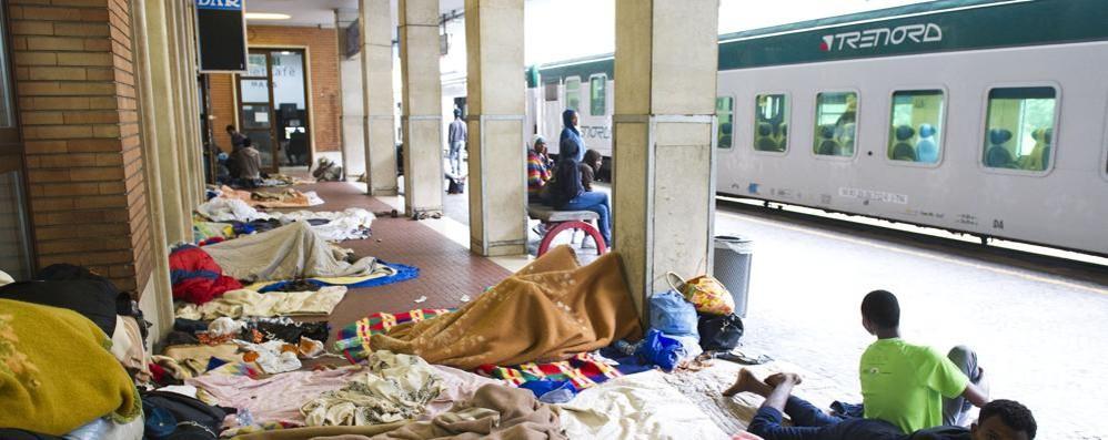 Migrante con documenti falsi Fermata e arrestata al valico