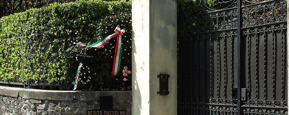 Tomba abbandonata a Roma  «Portiamo qui la salma di Claretta»