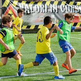 Calcio e volley scontati  Basta portare un amico